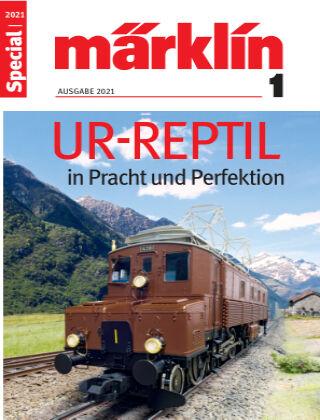 märklin magazin 03/21 Spur-1-Special