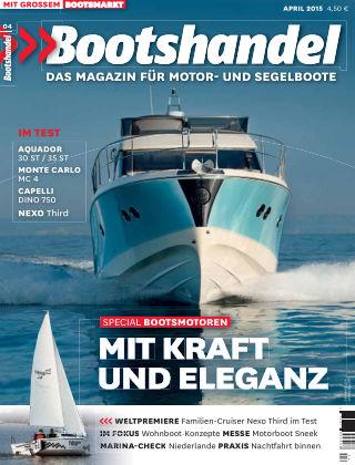 Bootshandel (eingestellt) Nr. 4 2015