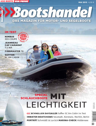 Bootshandel (eingestellt) Nr. 5 2015