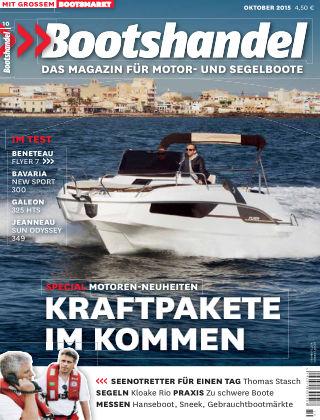 Bootshandel (eingestellt) Nr. 10 2015