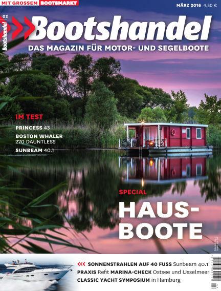 Bootshandel - Das Magazin für Motor- und Segelboote
