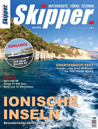 SKIPPER Bootshandel 06/2016