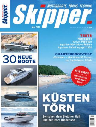 SKIPPER Bootshandel 05/2016