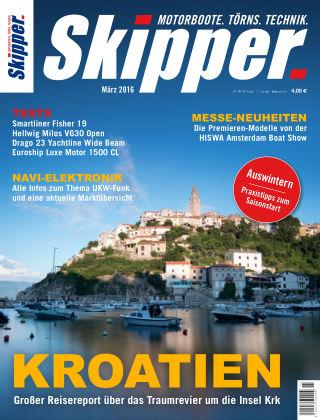 SKIPPER Bootshandel 03/2016