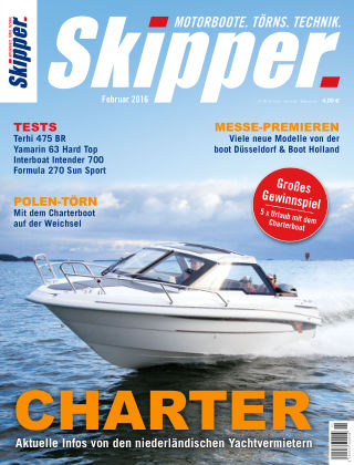 SKIPPER Bootshandel 02/2016