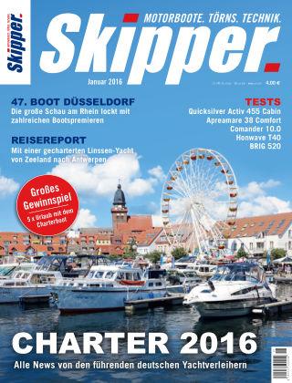 SKIPPER Bootshandel 01/2016