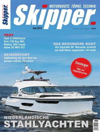 SKIPPER Bootshandel 06/2015