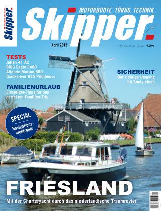 SKIPPER Bootshandel 04/2015