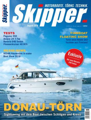SKIPPER Bootshandel 08/2016