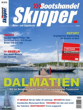 SKIPPER Bootshandel 09/2016