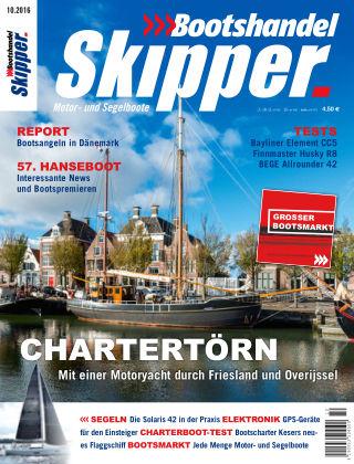 SKIPPER Bootshandel 10/2016