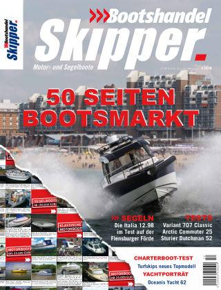 SKIPPER Bootshandel 12/2016