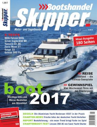 SKIPPER Bootshandel 01/2017
