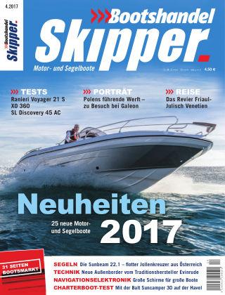 SKIPPER Bootshandel 04/2017
