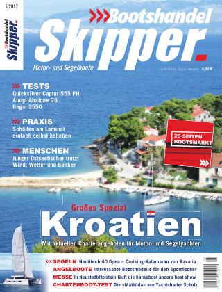 SKIPPER Bootshandel 05/2017