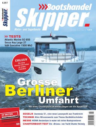 SKIPPER Bootshandel 08/2017