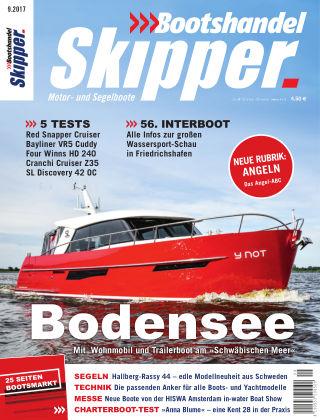 SKIPPER Bootshandel 09/2017