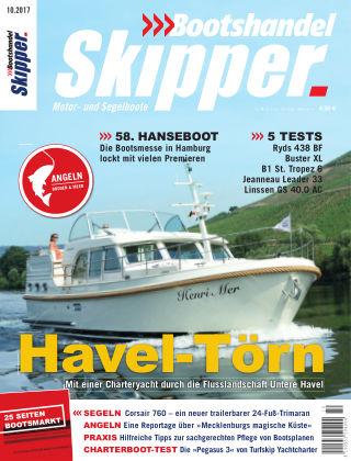 SKIPPER Bootshandel 10/2017