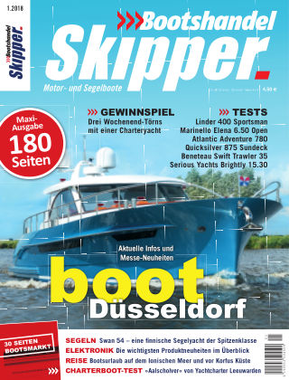 SKIPPER Bootshandel 01/2018