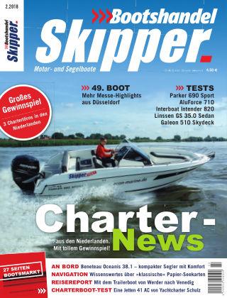 SKIPPER Bootshandel 02/2018