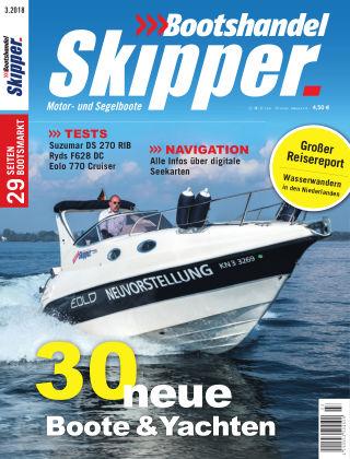 SKIPPER Bootshandel 03/2018