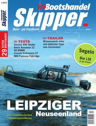 SKIPPER Bootshandel 04/2018