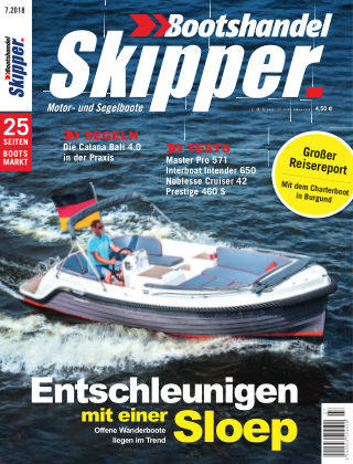 SKIPPER Bootshandel 07/2018