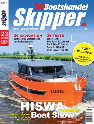 SKIPPER Bootshandel 08/2018
