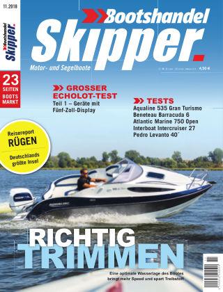 SKIPPER Bootshandel 11/2018