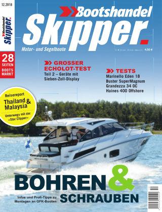 SKIPPER Bootshandel 12/2018