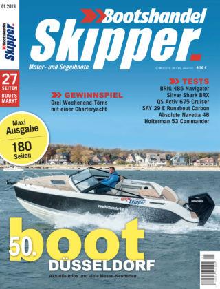 SKIPPER Bootshandel 01/2019