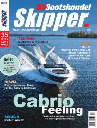 SKIPPER Bootshandel 03/2019