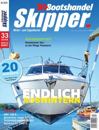 SKIPPER Bootshandel 04/2019