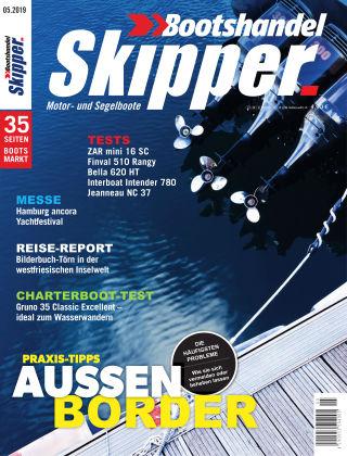 SKIPPER Bootshandel 05/2019