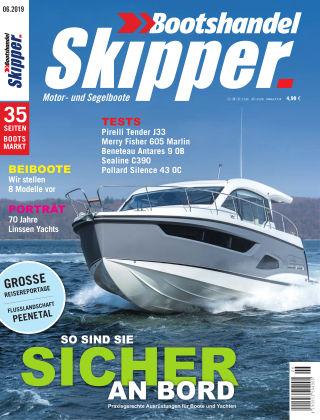 SKIPPER Bootshandel 06/2019