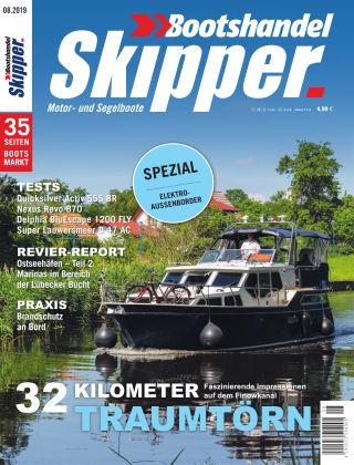 SKIPPER Bootshandel 08/2019