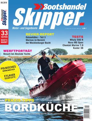 SKIPPER Bootshandel 09/2019