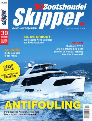 SKIPPER Bootshandel 10/2019