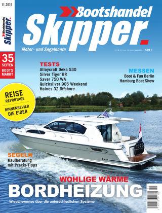 SKIPPER Bootshandel 11/2019