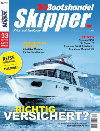 SKIPPER Bootshandel 12/2019