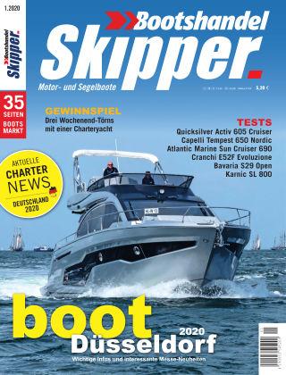 SKIPPER Bootshandel 01/2020