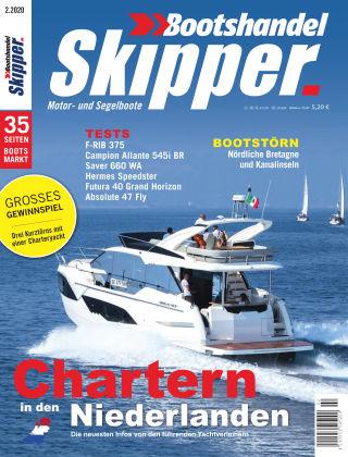 SKIPPER Bootshandel 02/2020