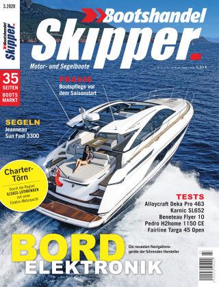 SKIPPER Bootshandel 03/2020