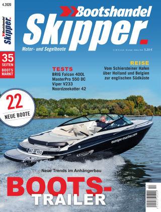 SKIPPER Bootshandel 04/2020