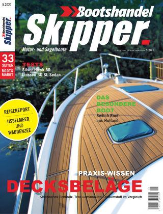 SKIPPER Bootshandel 05/2020