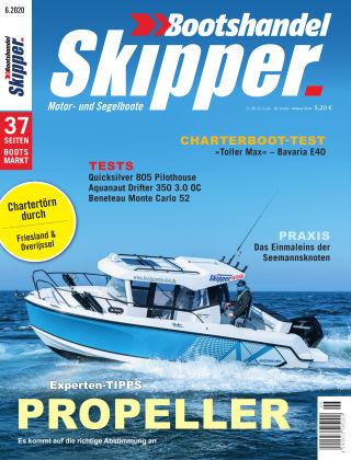 SKIPPER Bootshandel 06/2020