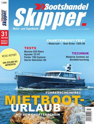 SKIPPER Bootshandel 07/2020