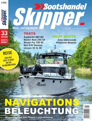 SKIPPER Bootshandel 08/2020
