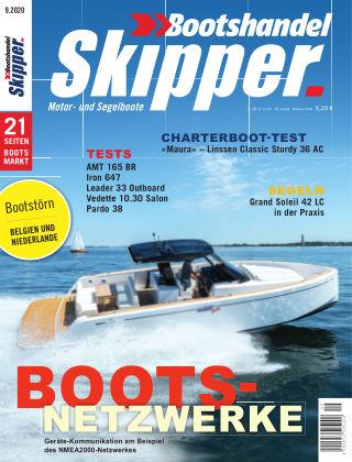 SKIPPER Bootshandel 09/2020