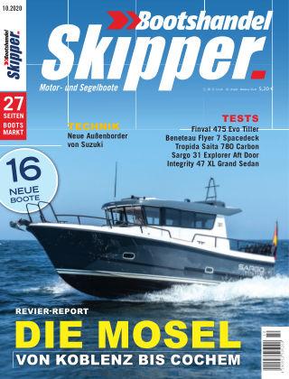 SKIPPER Bootshandel 10/2020